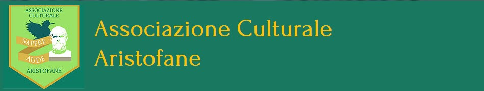 apri in una nuova scheda associazione culturale aristofane