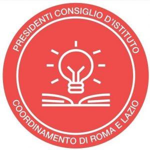 logo dei presidenti di consiglio di istituto coordinamento di roma e lazio
