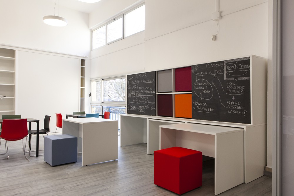 Liceo Aristofane aula 02