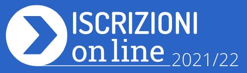 iscrizioni online 2021-2022